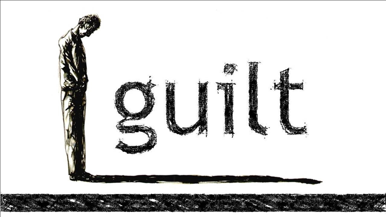 The Consequences of Guilt